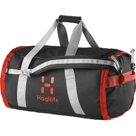 Haglöfs Lava 70 Duffel Bag True Black/Habanero